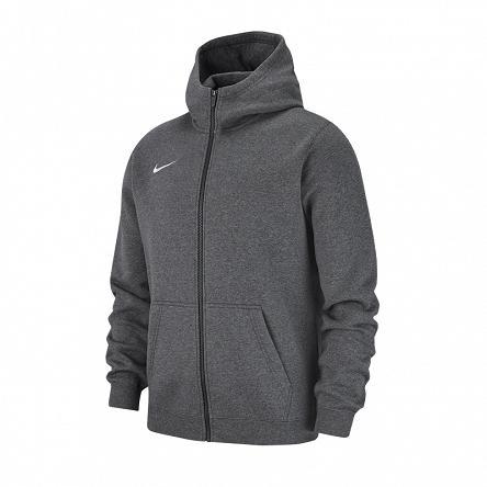 Купить Толстовка детская Nike Team Club 19 Fullzip Fleece Hoody - Фото 5.
