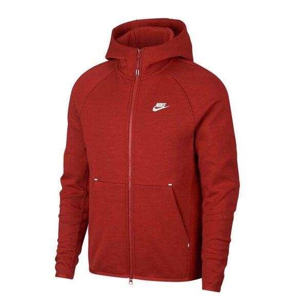 Купить Толстовка Nike NSW Tech Fleece Hoodie FZ х/б - Фото 7.