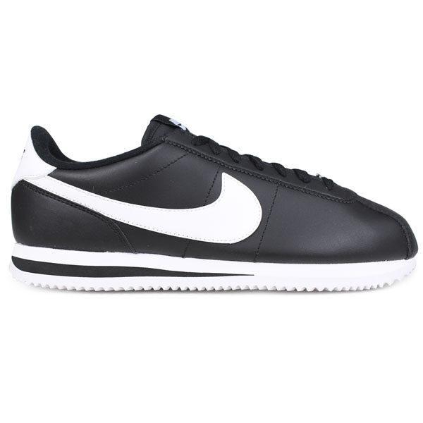Купить Кроссовки Nike Cortez Leather Basic - Фото 4.