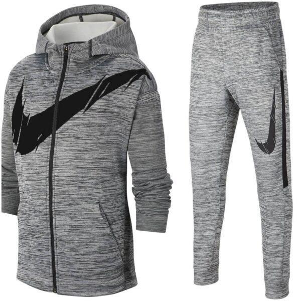 Купить Детский костюм Nike Therma Graphic - Фото 5.