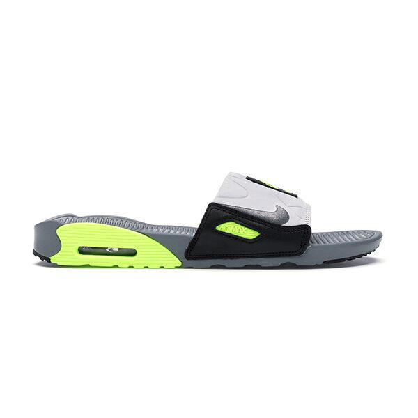 Купить Тапочки мужские Nike Air Max 90 Slide - Фото 14.