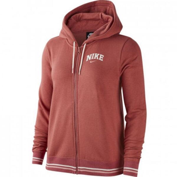 Купить Толстовка женская Nike W FZ FLC - Фото 20.