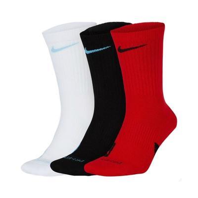 Купить Носки спортивные Nike Dry Elite Crew 3Pac Basketball - Фото 4.