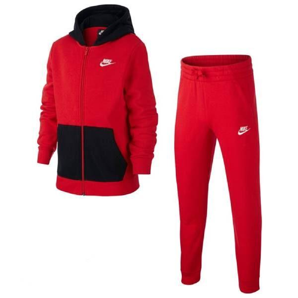 Купить Костюм детский Nike NSW Core BF TRK Suit - Фото 1.