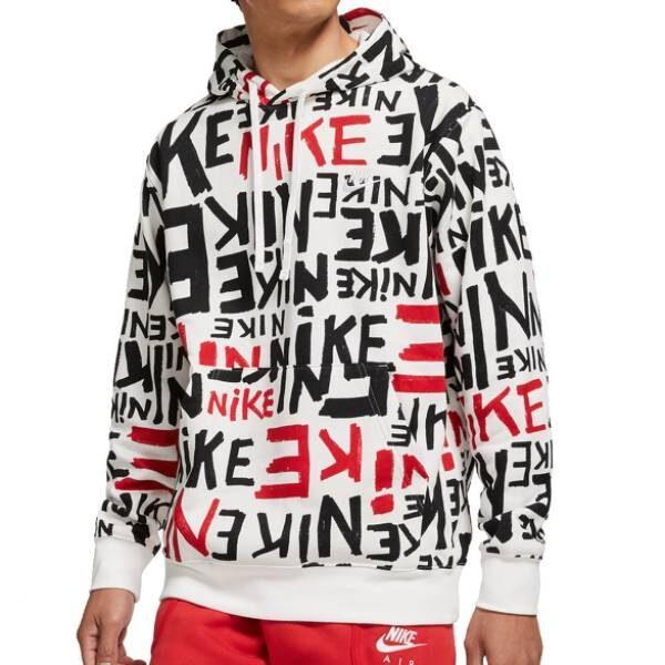 Купить Толстовка Nike NSW Club Fleece - Фото 15.