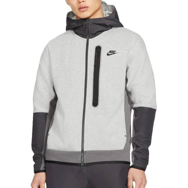 Купить Толстовка Nike NSW Tech Fleece Woven - Фото 1.