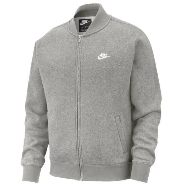 Купить Бомбер Nike NSW Club  - Фото 5.