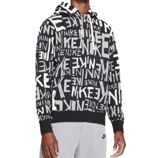 Купить Толстовка Nike NSW Club Fleece - Фото 16.