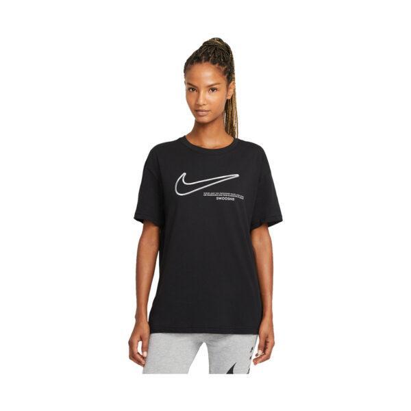 Купить Футболка Nike WMNS NSW Boy Swoosh 010 - Фото 6.