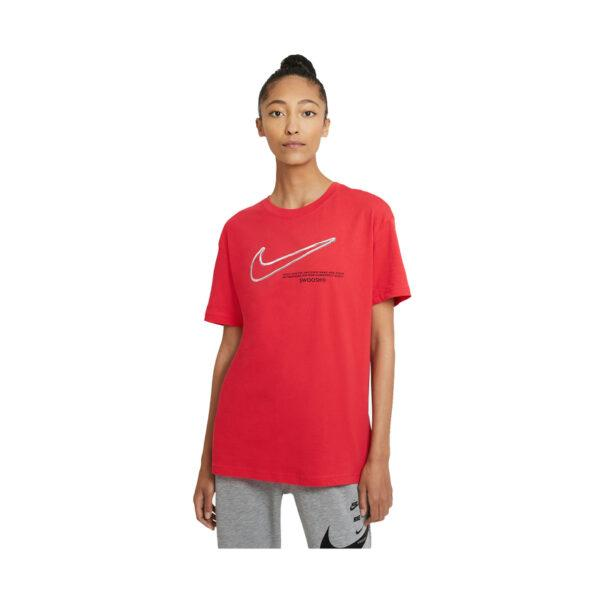 Купить Футболка Nike WMNS NSW Boy Swoosh 696 - Фото 4.