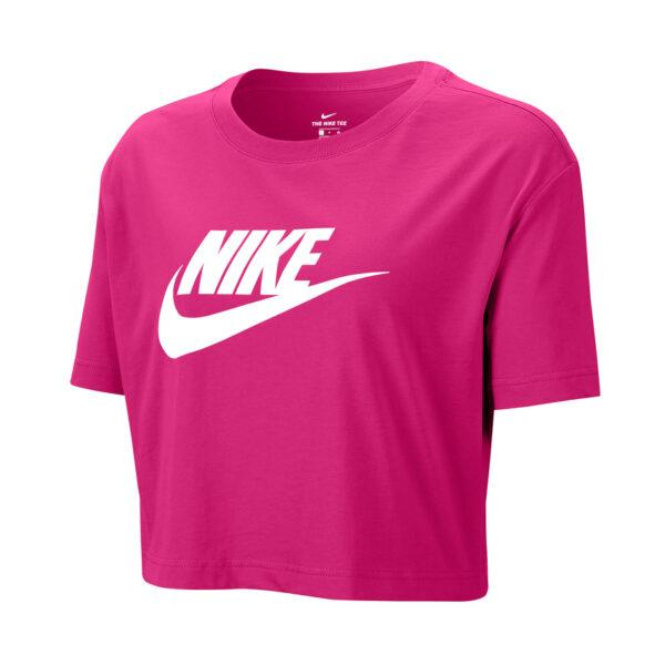 Купить Футболка Nike WMNS NSW Tee Essential 616 - Фото 20.